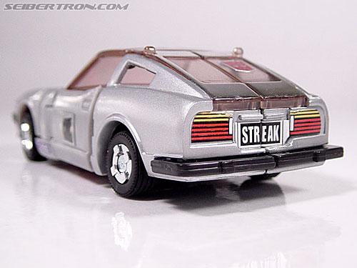 Transformers G1 1984 Bluestreak (Silverstreak) (Streak)  (Reissue) (Image #8 of 49)