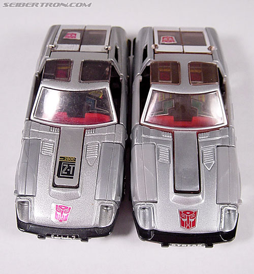 Transformers G1 1984 Bluestreak (Silverstreak) (Streak)  (Reissue) (Image #16 of 49)