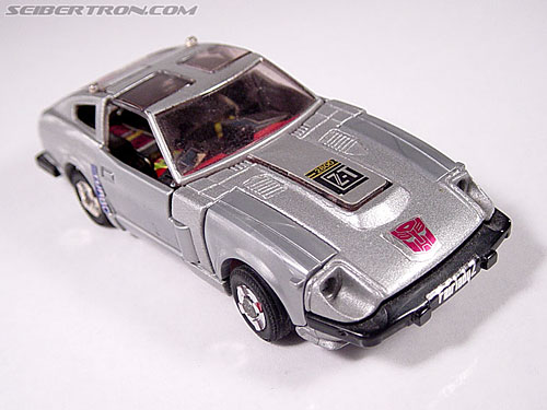 Transformers G1 1984 Bluestreak (Silverstreak) (Streak)  (Reissue) (Image #17 of 49)