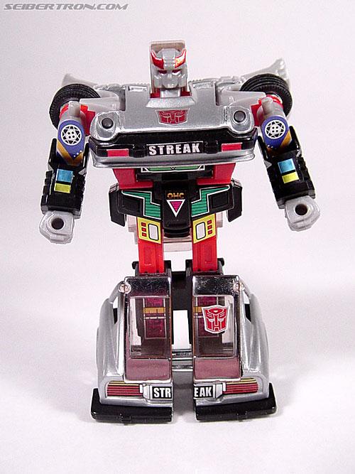 Transformers G1 1984 Bluestreak (Silverstreak) (Streak)  (Reissue) (Image #23 of 49)