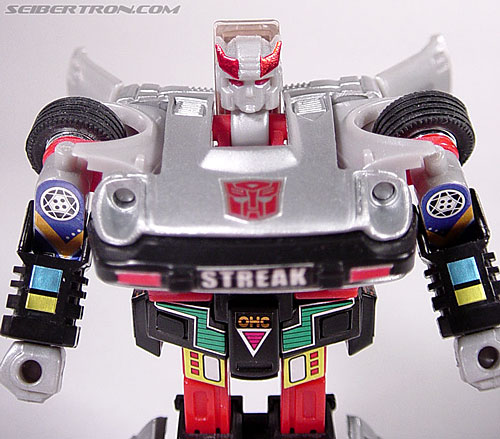 Transformers G1 1984 Bluestreak (Silverstreak) (Streak)  (Reissue) (Image #25 of 49)