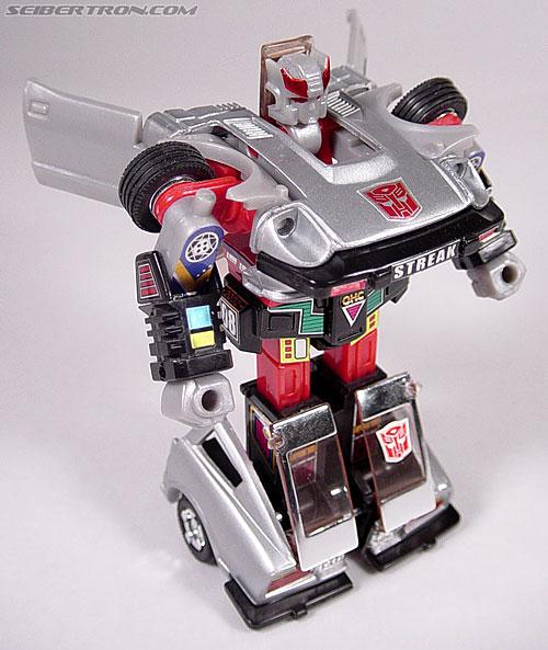 Transformers G1 1984 Bluestreak (Silverstreak) (Streak)  (Reissue) (Image #27 of 49)