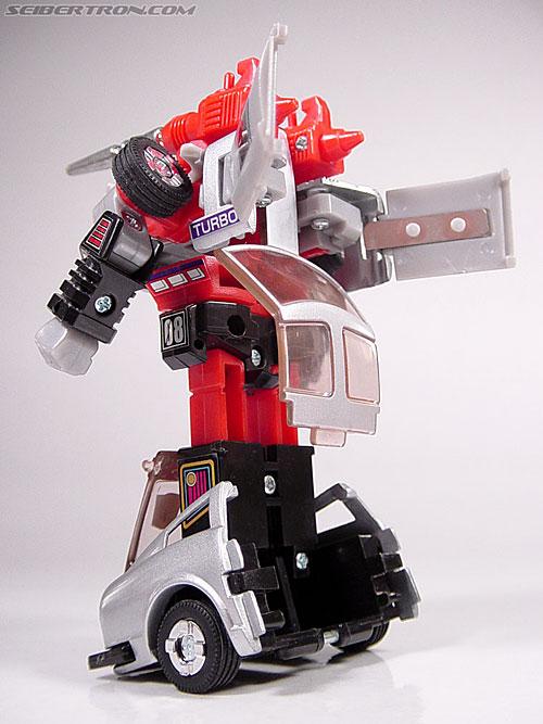Transformers G1 1984 Bluestreak (Silverstreak) (Streak)  (Reissue) (Image #32 of 49)