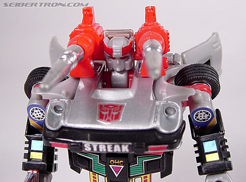 Transformers G1 1984 Bluestreak (Silverstreak) (Streak)  (Reissue) (Image #36 of 49)
