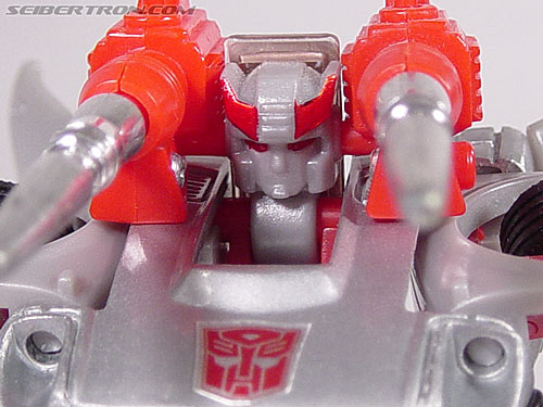 Transformers G1 1984 Bluestreak (Silverstreak) (Streak)  (Reissue) (Image #37 of 49)