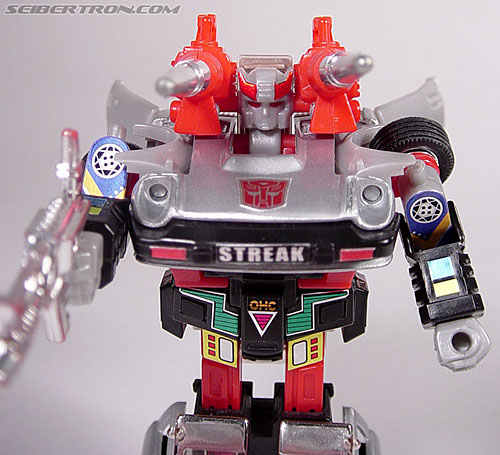 Transformers G1 1984 Bluestreak (Silverstreak) (Streak)  (Reissue) (Image #42 of 49)