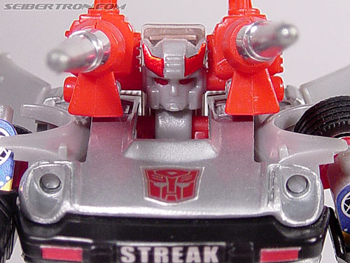 Transformers G1 1984 Bluestreak (Silverstreak) (Streak)  (Reissue) (Image #43 of 49)