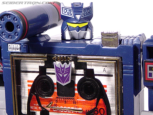 G1 1984 Soundwave gallery