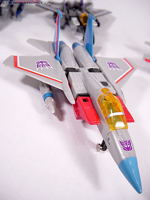 Transformers G1 1984 Starscream (Reissue) (Image #13 of 68)
