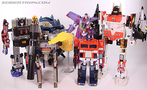 Transformers G1 1984 Vector Sigma (Image #42 of 51)
