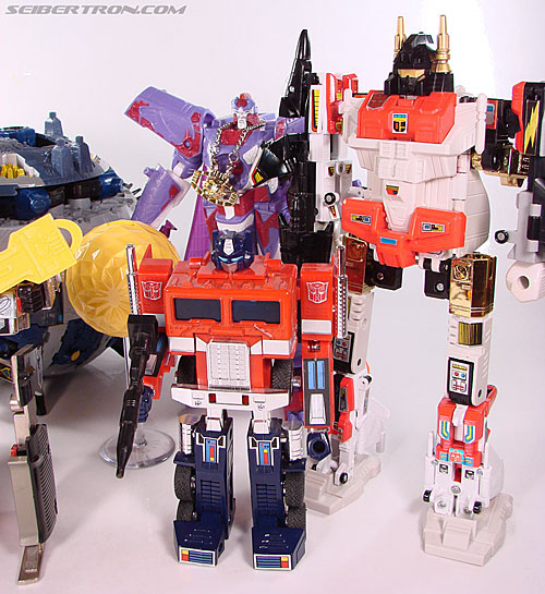 Transformers G1 1984 Vector Sigma (Image #44 of 51)