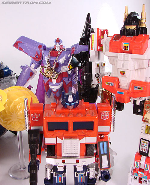 Transformers G1 1984 Vector Sigma (Image #46 of 51)