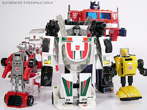Transformers G1 1984 Wheeljack (Image #38 of 41)