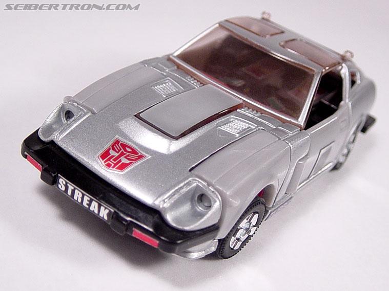 Transformers G1 1984 Bluestreak (Silverstreak) (Streak)  (Reissue) (Image #11 of 49)