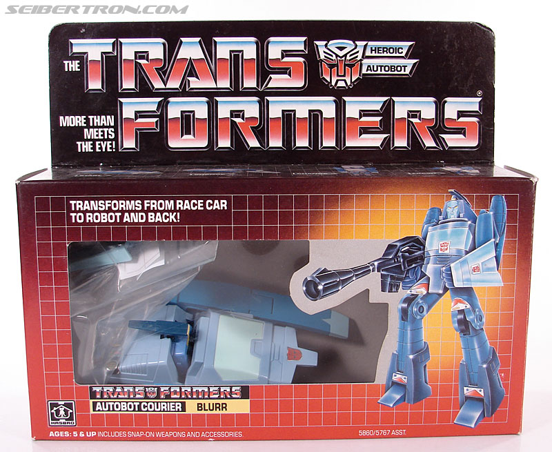 Transformers G1 1986 Blurr (Image #1 of 121)