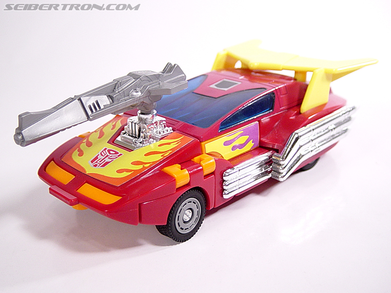 Transformers G1 1986 Hot Rod (Hot Rodimus) (Image #1 of 72)