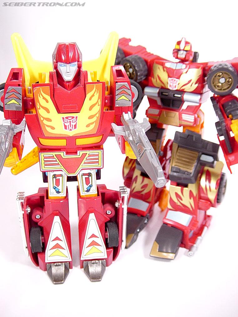 Transformers G1 1986 Hot Rod (Hot Rodimus) (Image #70 of 72)
