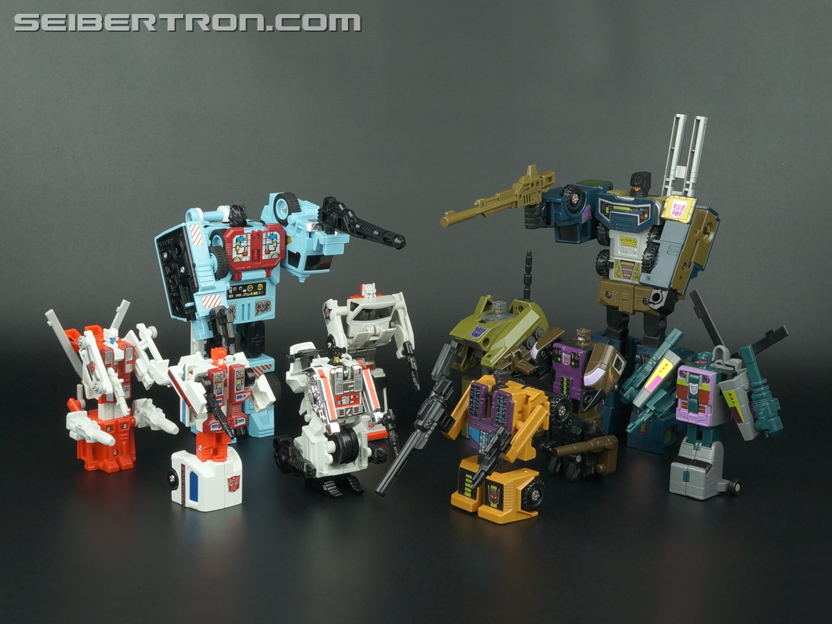 Transformers G1 1986 First Aid (Image #77 of 78)