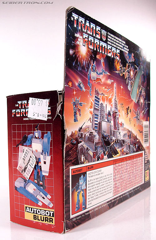 Transformers G1 1986 Blurr (Image #16 of 121)