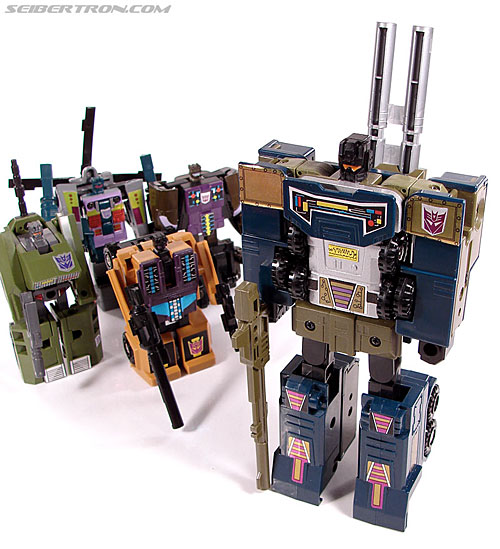 Transformers G1 1986 Bruticus (Image #1 of 104)