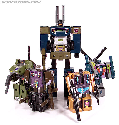 Transformers G1 1986 Bruticus (Image #2 of 104)