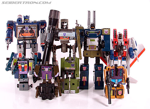 Transformers G1 1986 Bruticus (Image #3 of 104)