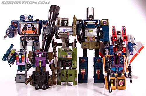 Transformers G1 1986 Bruticus (Image #4 of 104)