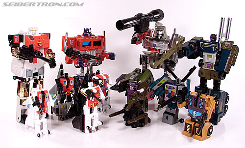 Transformers G1 1986 Bruticus (Image #5 of 104)