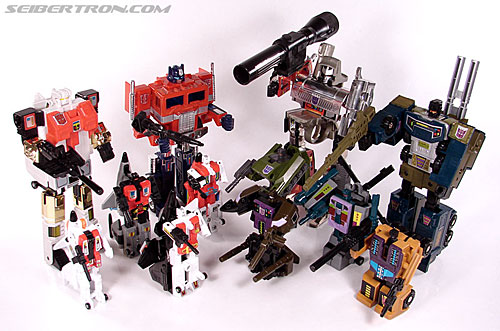 Transformers G1 1986 Bruticus (Image #6 of 104)