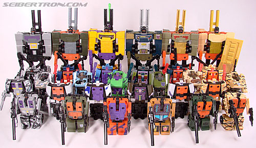 Transformers G1 1986 Bruticus (Image #7 of 104)