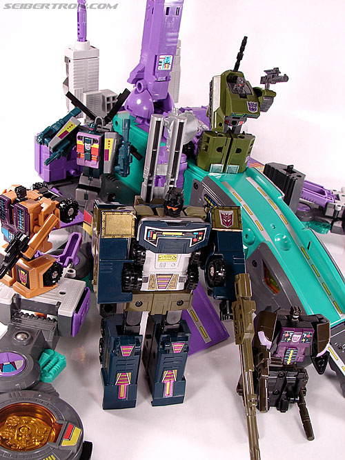 Transformers G1 1986 Bruticus (Image #15 of 104)