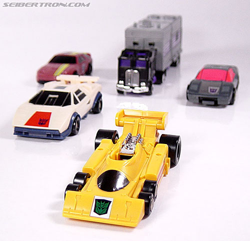 Transformers G1 1986 Drag Strip (Drag Stripe) (Image #1 of 45)