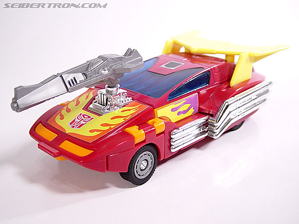 Transformers G1 1986 Hot Rod (Hot Rodimus) (Image #1 of 72)