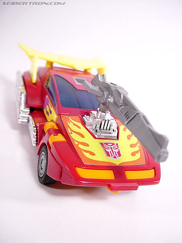 Transformers G1 1986 Hot Rod (Hot Rodimus) (Image #9 of 72)
