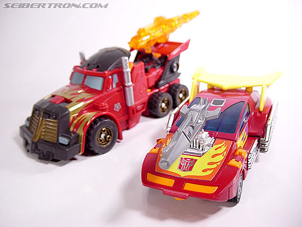 Transformers G1 1986 Hot Rod (Hot Rodimus) (Image #25 of 72)