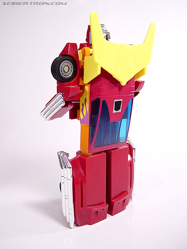Transformers G1 1986 Hot Rod (Hot Rodimus) (Image #31 of 72)