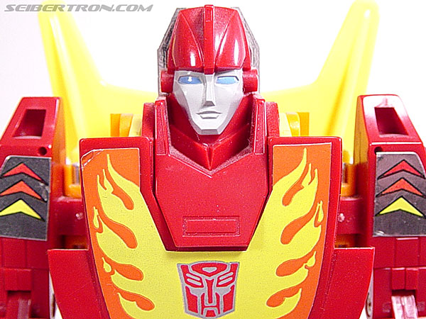 G1 1986 Hot Rodimus gallery