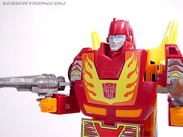 Transformers G1 1986 Hot Rod (Hot Rodimus) (Image #37 of 72)