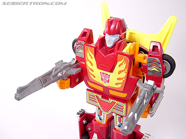 Transformers G1 1986 Hot Rod (Hot Rodimus) (Image #45 of 72)