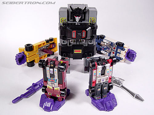 Transformers G1 1986 Menasor (Image #2 of 65)
