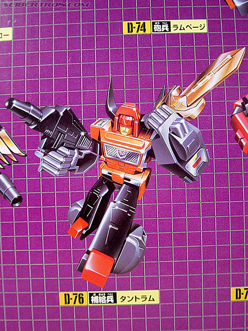 Transformers G1 1986 Predaking (Reissue) (Image #4 of 81)