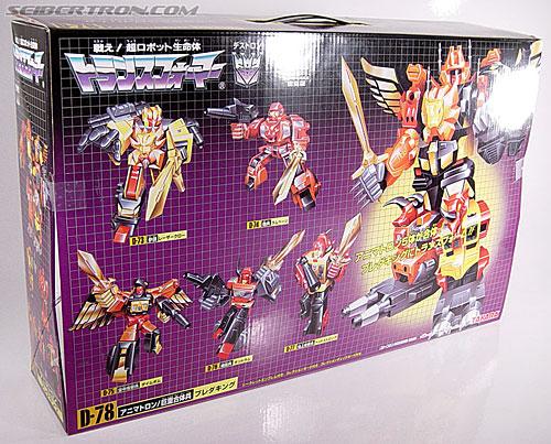 Transformers G1 1986 Predaking (Reissue) (Image #8 of 81)