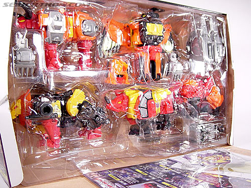 Transformers G1 1986 Predaking (Reissue) (Image #17 of 81)