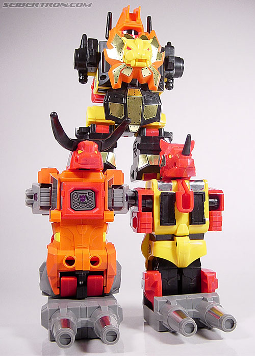 Transformers G1 1986 Predaking (Reissue) (Image #29 of 81)