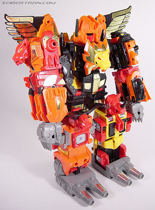 Transformers G1 1986 Predaking (Reissue) (Image #33 of 81)