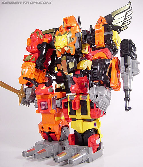 Transformers G1 1986 Predaking (Reissue) (Image #41 of 81)