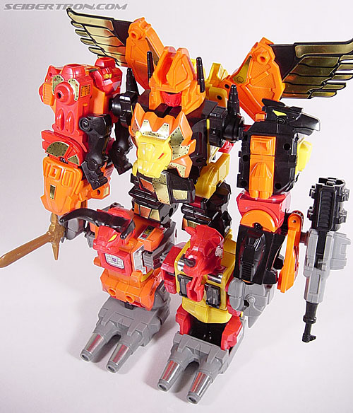 Transformers G1 1986 Predaking (Reissue) (Image #45 of 81)