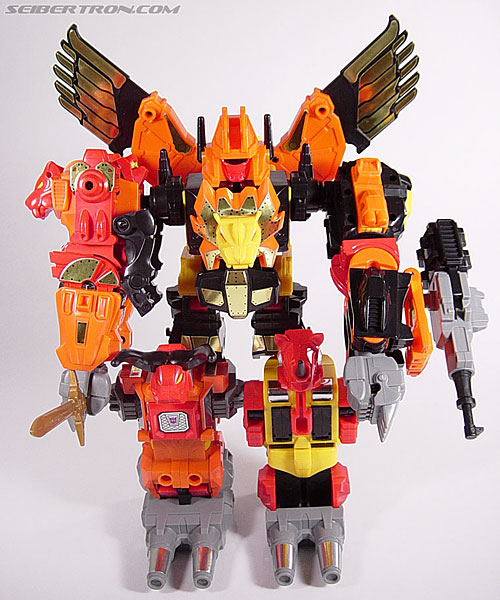 Transformers G1 1986 Predaking (Reissue) (Image #47 of 81)