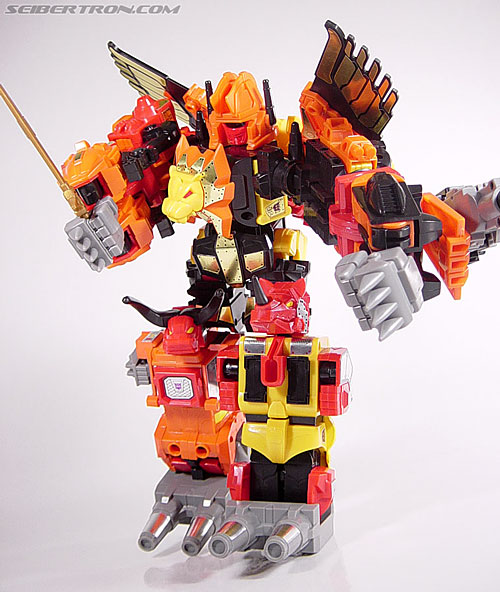 Transformers G1 1986 Predaking (Reissue) (Image #52 of 81)