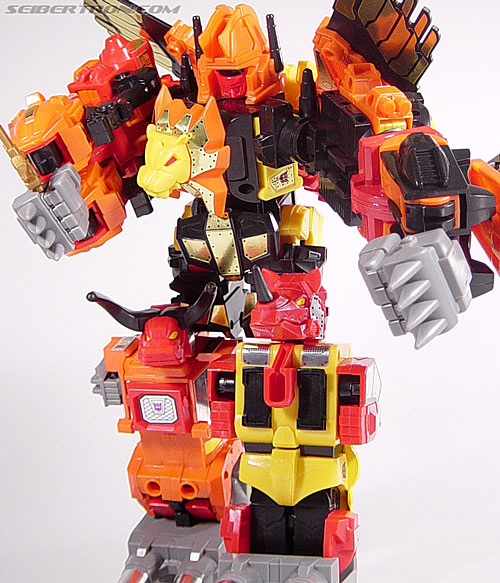 Transformers G1 1986 Predaking (Reissue) (Image #53 of 81)